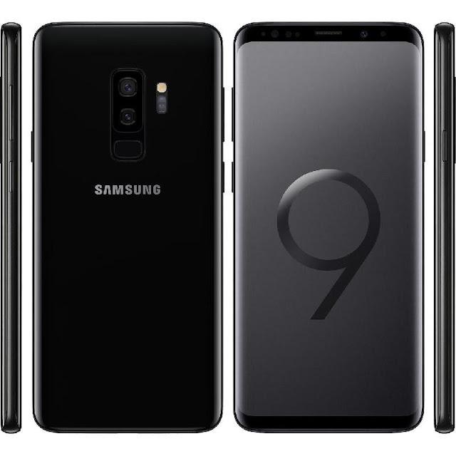 تقسيط جوال Samsung Galaxy S9 Plus فى مكتبة جرير