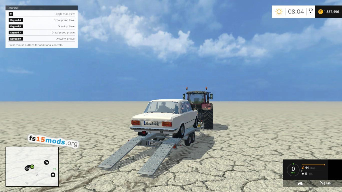 P Cars Mods