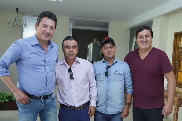 Deputado Federal Visita Cidade de Mauá da Serra e assegura grandes recursos