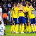 Chính thức ĐT Thụy Điển đoạt vé thăng hạng