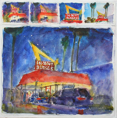 Art And Life In N Out Burger Final
