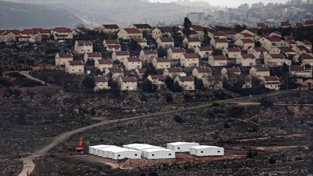 Israel aprueba ley para legalizar colonias en Cisjordania