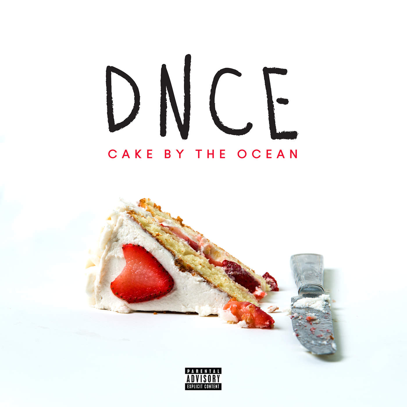 DNCE - Cake By the Ocean - Single Cover