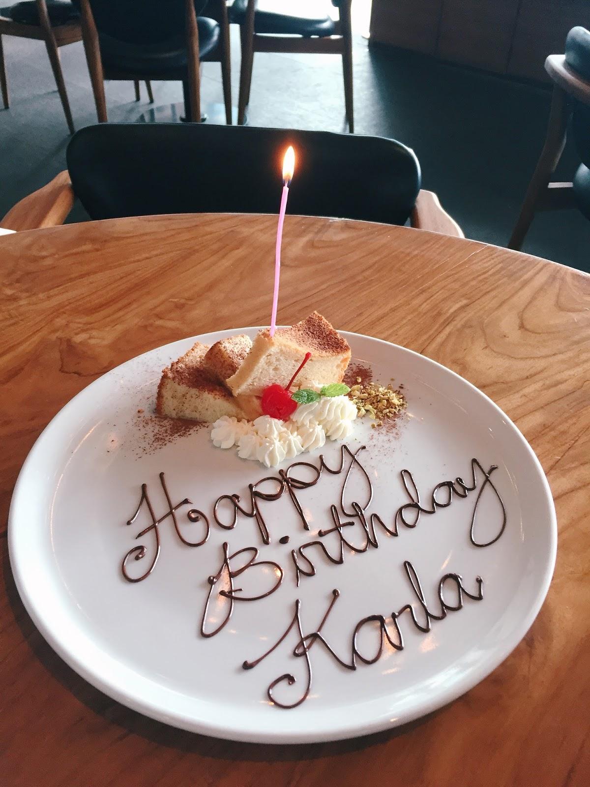 My 26th Birthday Karla Aguas