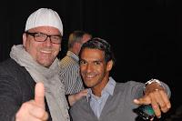 Michael Dierk und DJ Özi