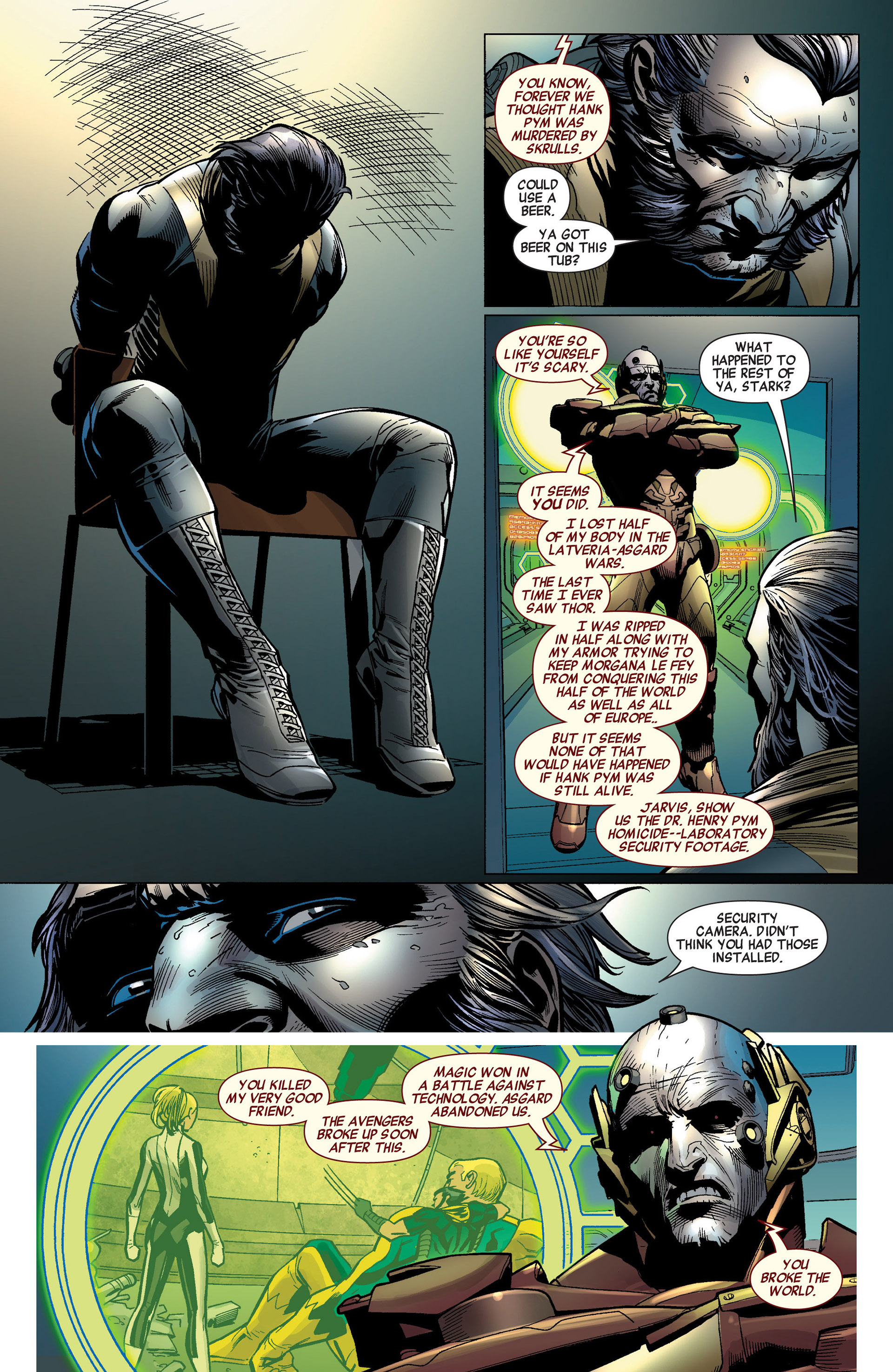 Read online Age of Ultron comic -  Issue #8 - 6