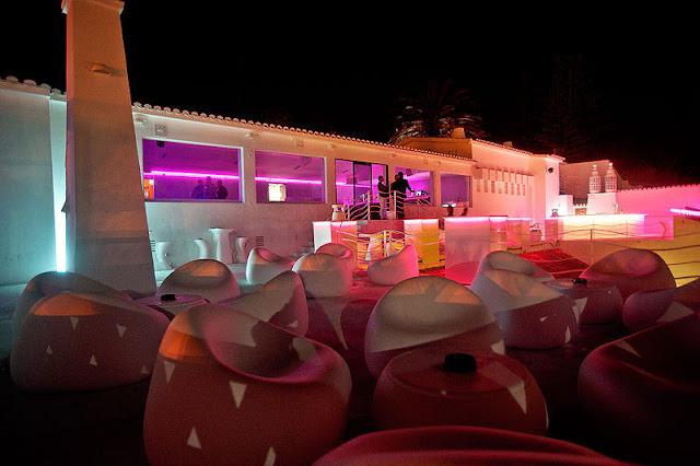 Bar Capítulo V no Algarve (ENCERRADO)