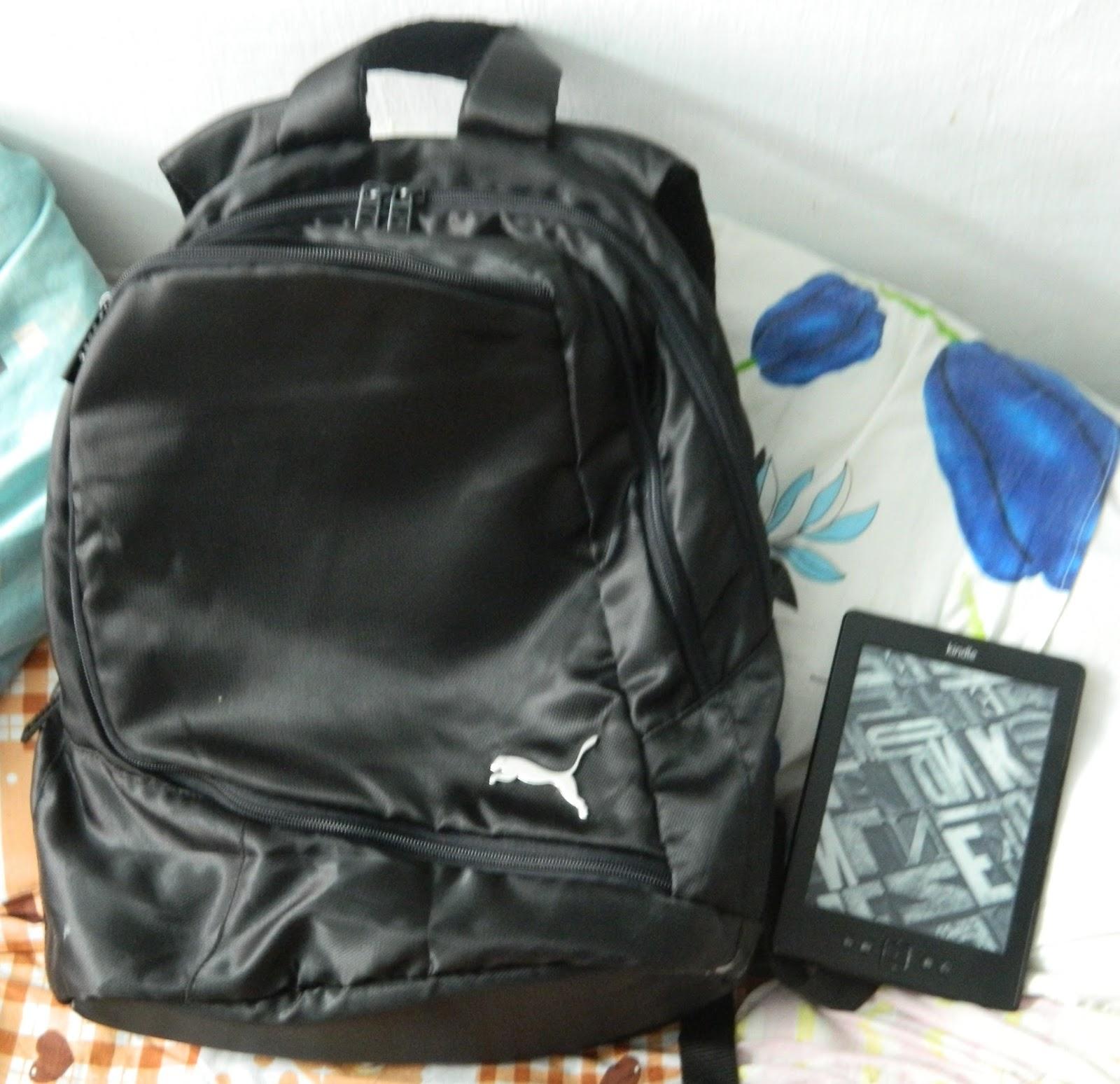 Evil Flipkart - A review of the Puma Elite Large Backpack ... 4e376b8a24151