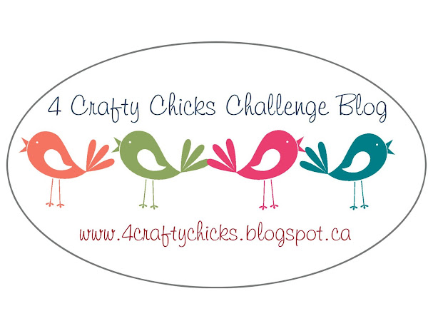4 Crafty Chicks #386 - Sympathy + ATG