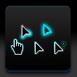 shadow cursor scheme