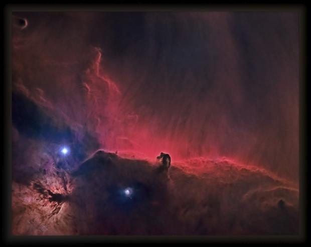 Nebulosa Cabeça de Cavalo - Josh Smith
