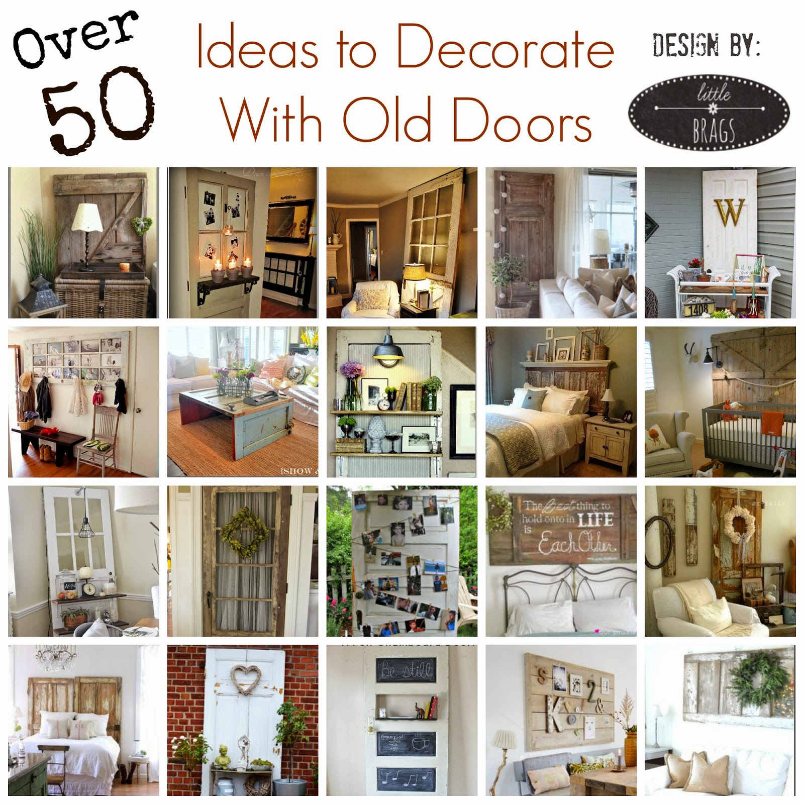 Little gs: Decorating With Old Doors on house facade design ideas, house entry design ideas, house courtyard design ideas, house wall design ideas, house entrance design ideas, house exterior design ideas, house fence design ideas, house room design ideas, house deck design ideas, house siding design ideas, house floor design ideas,