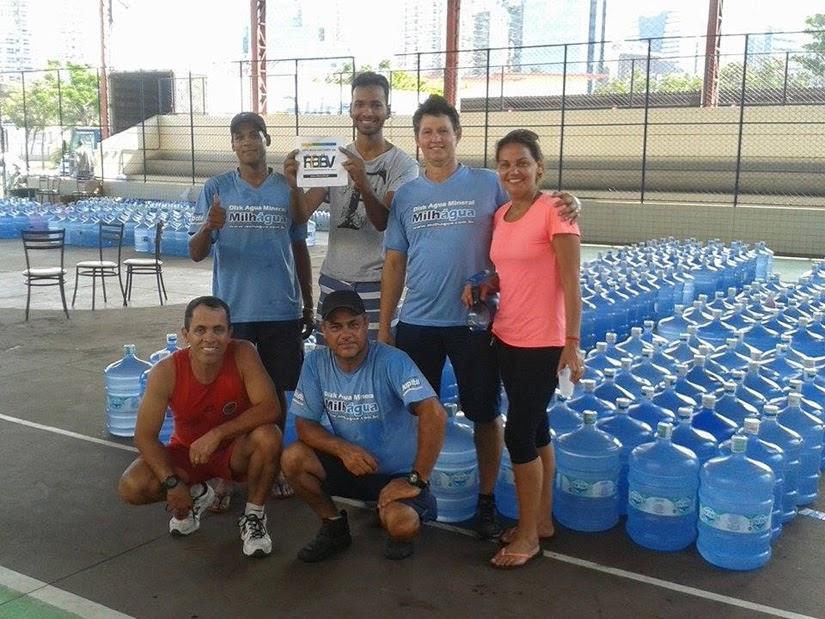 #UmAbraçoEmMariana - blogueiros de viagem da RBBV em ação