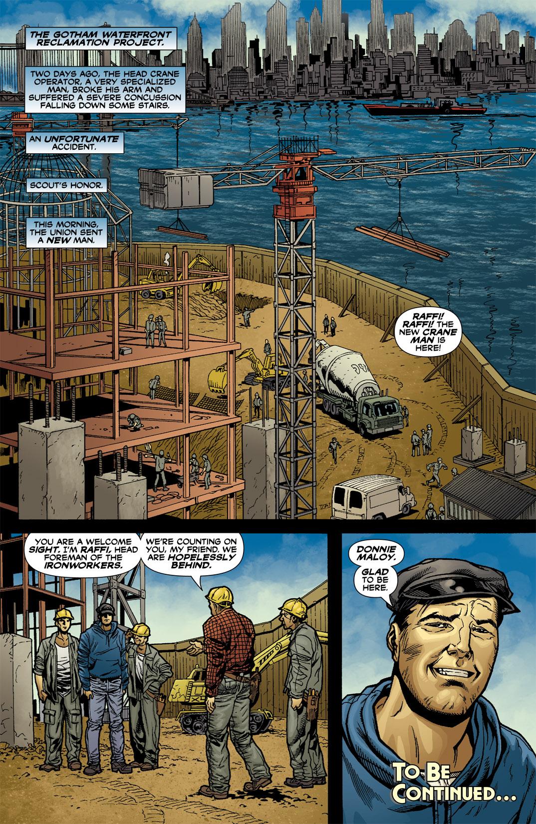 Detective Comics (1937) 807 Page 22