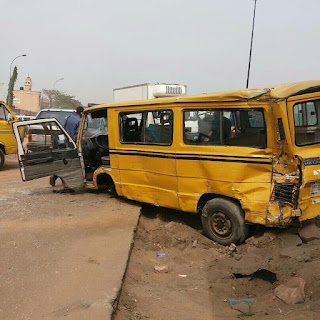 danfo accident