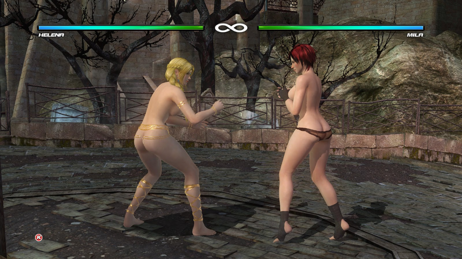 Game Nude Mods 105