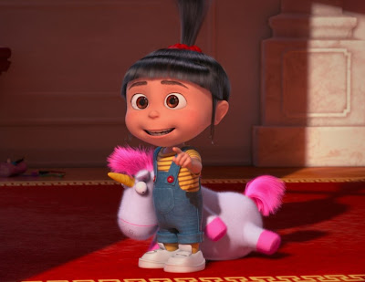 Pink MagaLine: Despicable Me 2