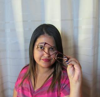 armação oculos ray ban grande moda gatinho papo miope miopia alta grau negativo vinho animal print feminina mulher lente saia rasgada