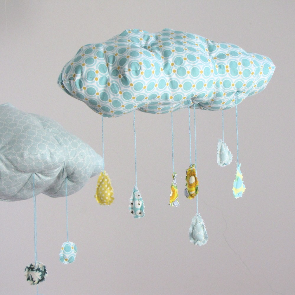 Dreams And Wishes Decorating Kid S Rooms With Clouds