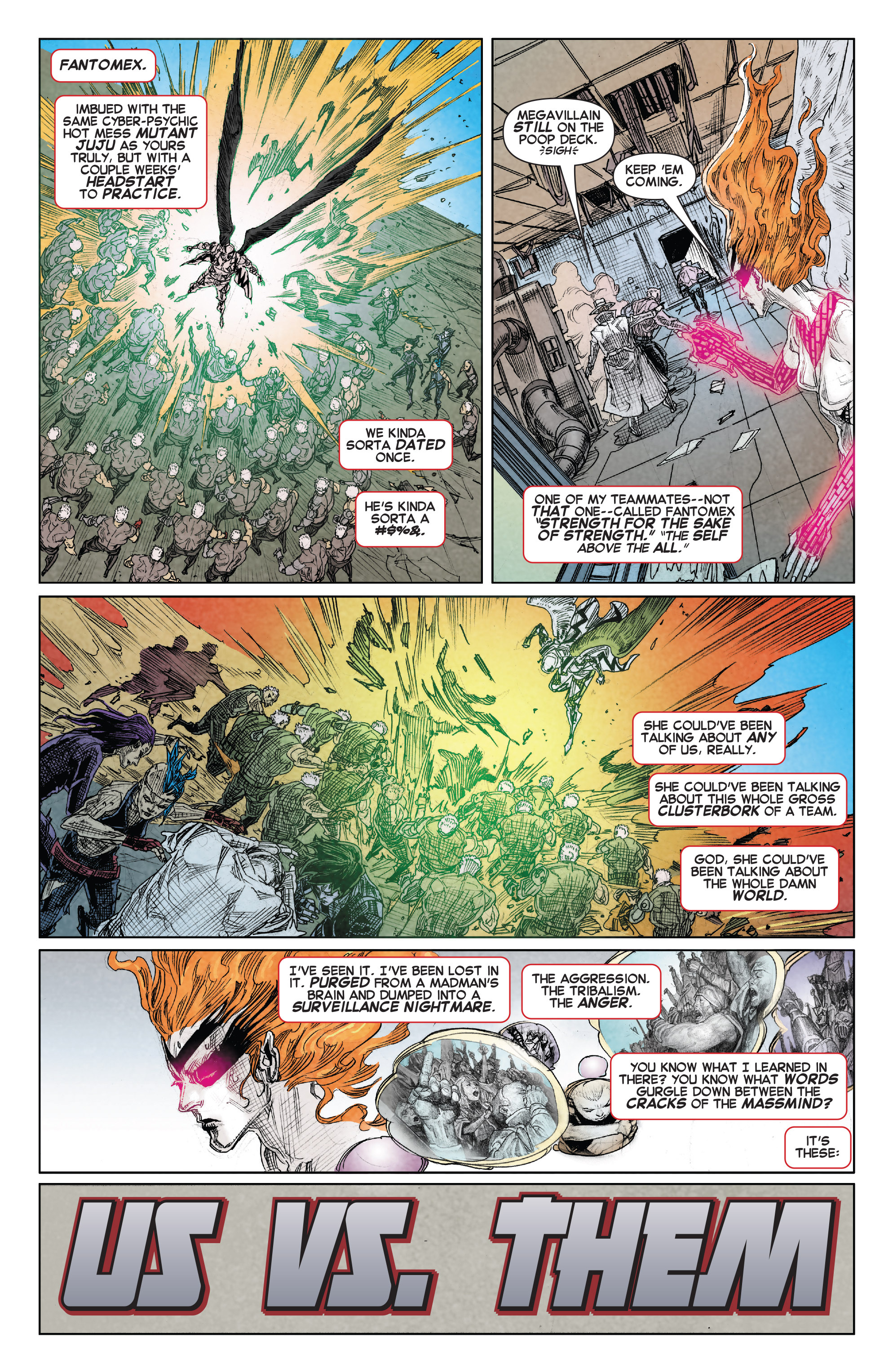 Read online X-Force (2014) comic -  Issue #15 - 4