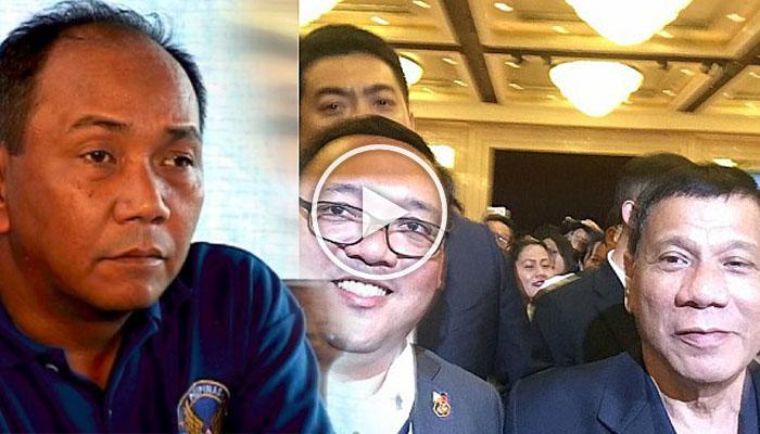 "Jay Sonza: ""Bakit takot ang opposition sa pagkakaupo ni Harry Roque bilang spokesman ni Duterte?"