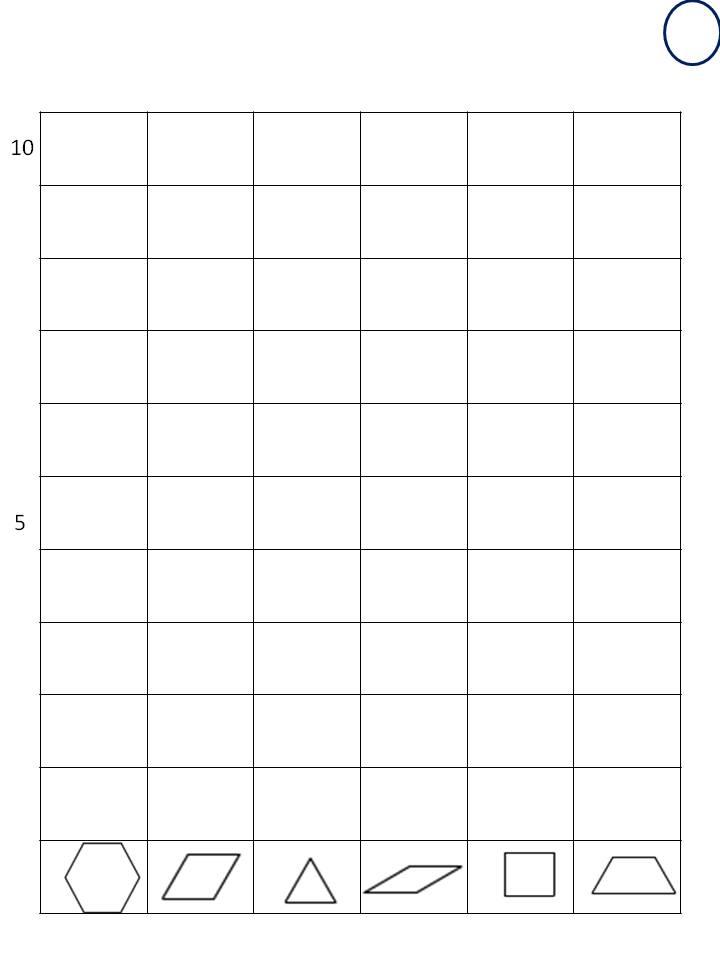large block graph paper