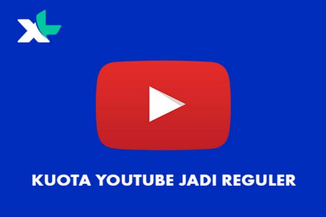 Cara Ubah Kuota Youtube XL Jadi Kuota Internet 24 Jam 2019