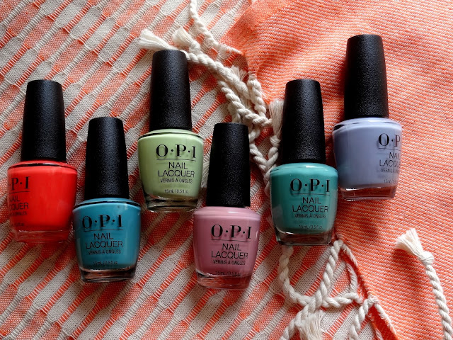 OPI Tokyo Collection | Spring 2019