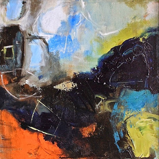 Abstract Expressionism Contemporary Art