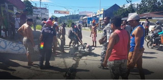 Wartawan Radar Papua Dikeroyok Massa Saat Liputan, Kronologisnya Mengerikan