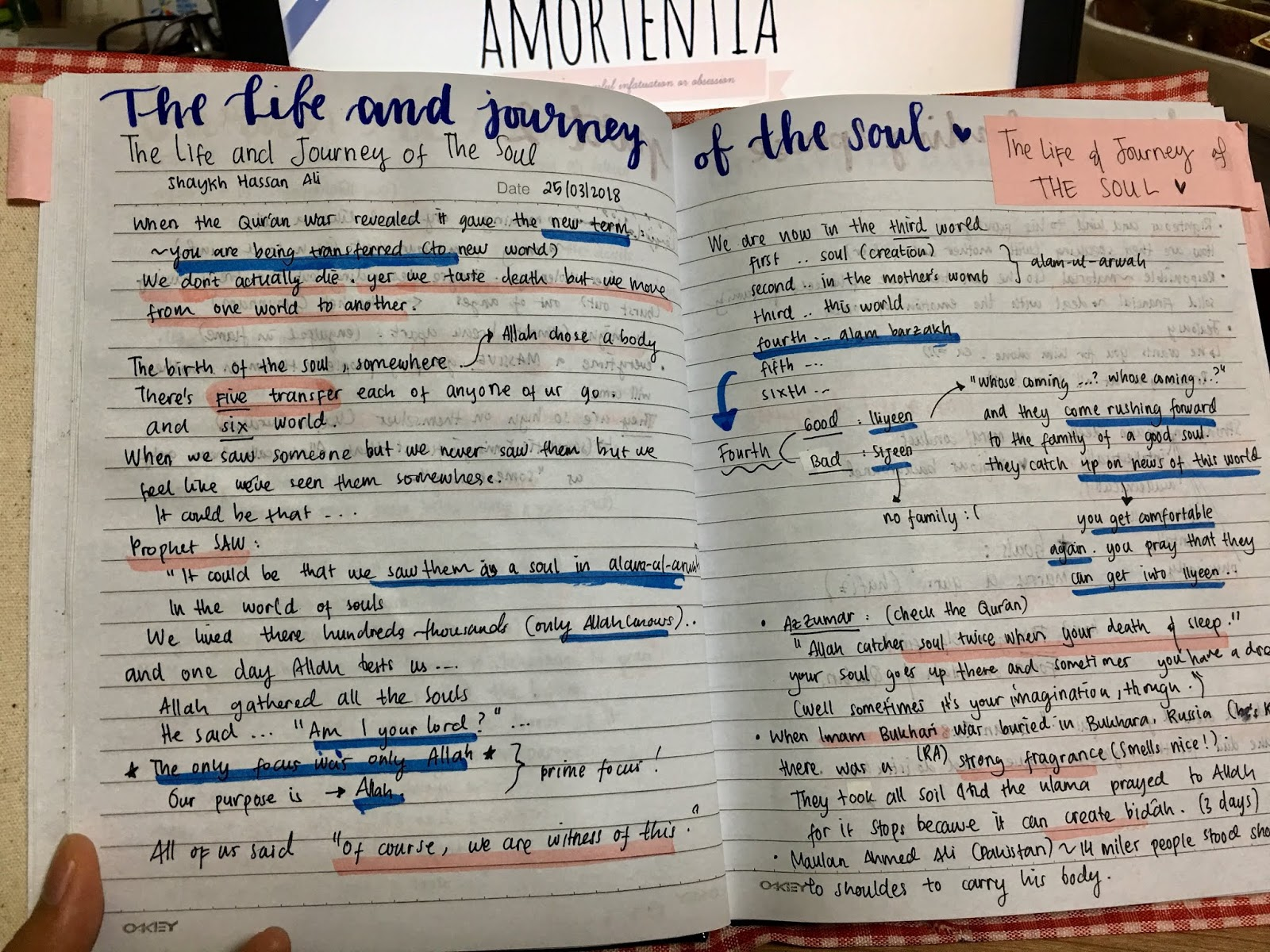 contoh essay aku dan jurusanku