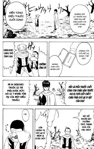 Gintama Chap 202 page 10 - Truyentranhaz.net