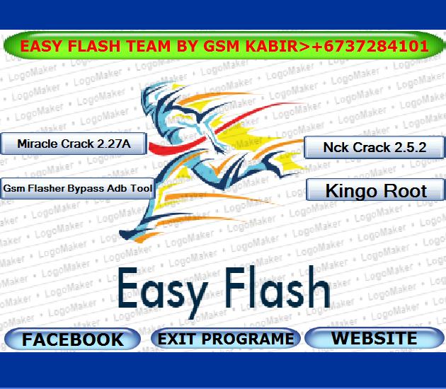 Download Easy Flash Team Tool Nck Gsm Flasher Adb Tool Enjoy