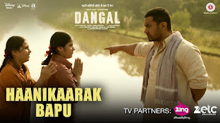 Haanikaarak Bapu – Dangal first Video Song watch in HD – Aamir Khan