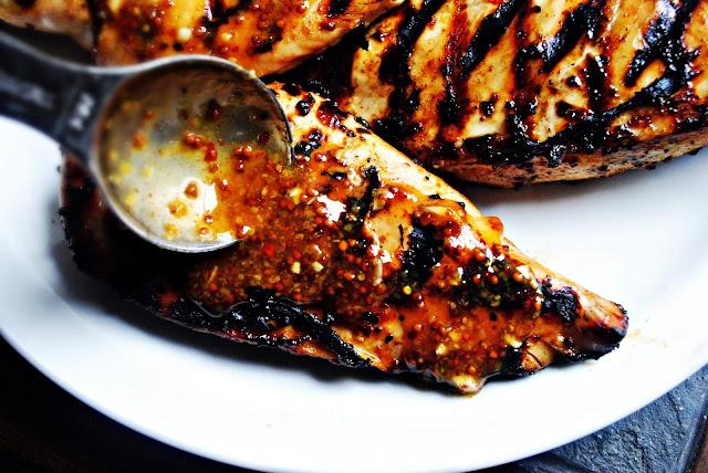 Honey Mustard Grilled Chicken Recipe Food Online