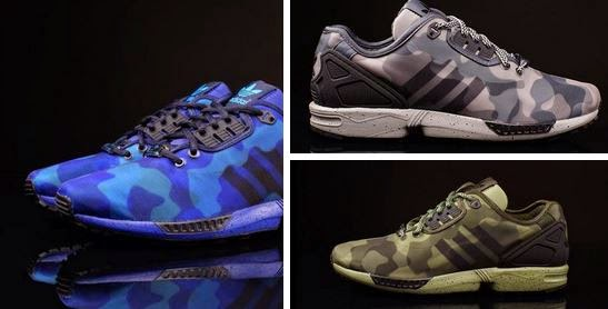 9d0ecaa79 The brand new adidas ZX Flux Decon Camo Sneaker Pack is Available Now HERE