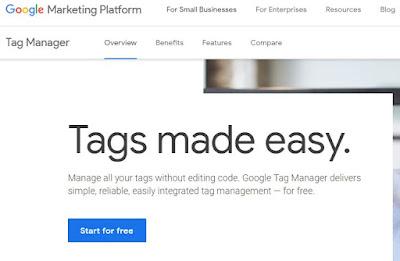 ¿Qué es Google Tag Manager?