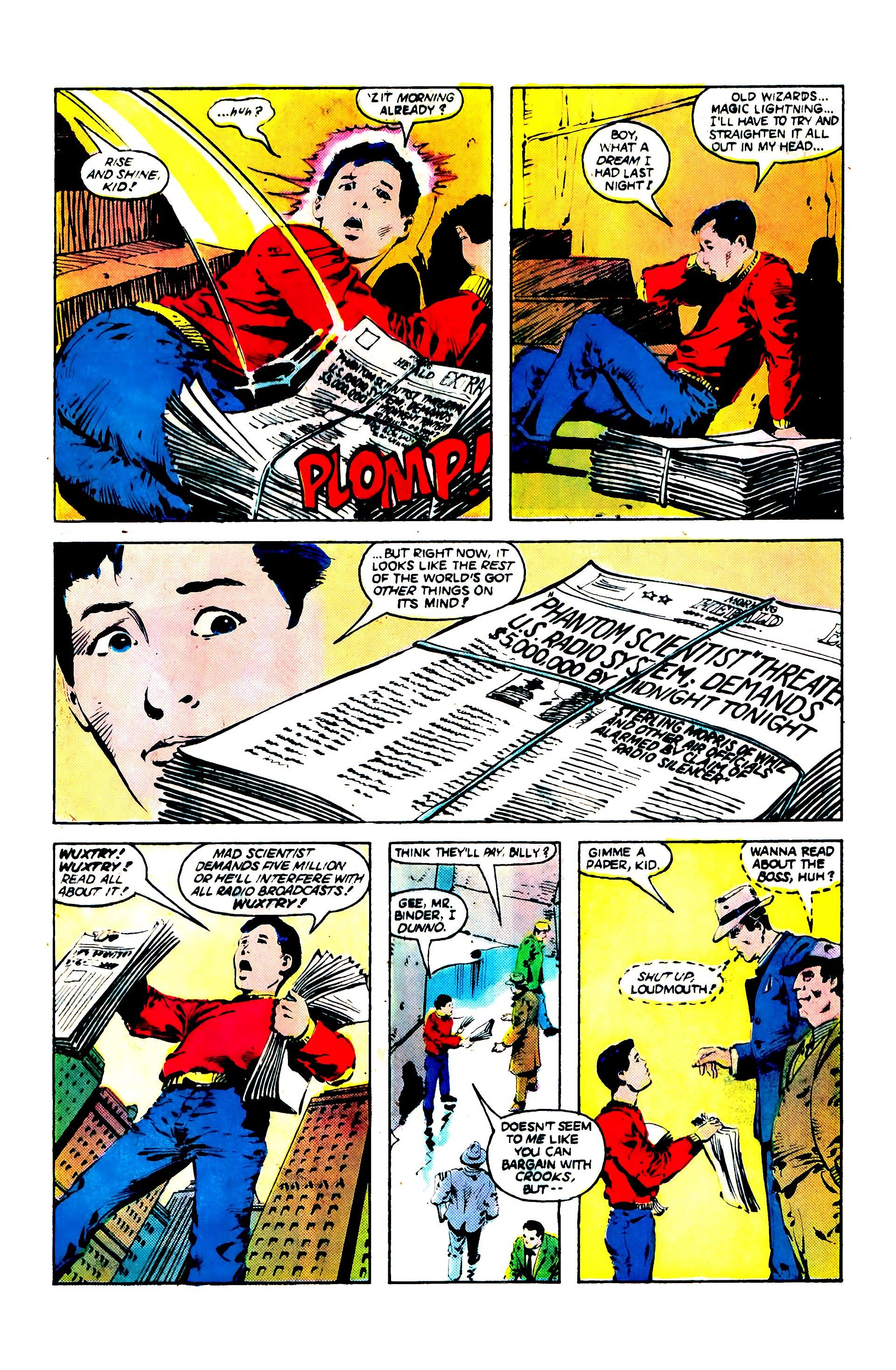 Read online Secret Origins (1986) comic -  Issue #3 - 17