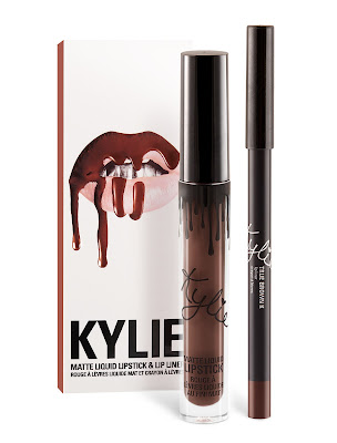 Kylie Lip Kit True Brown K