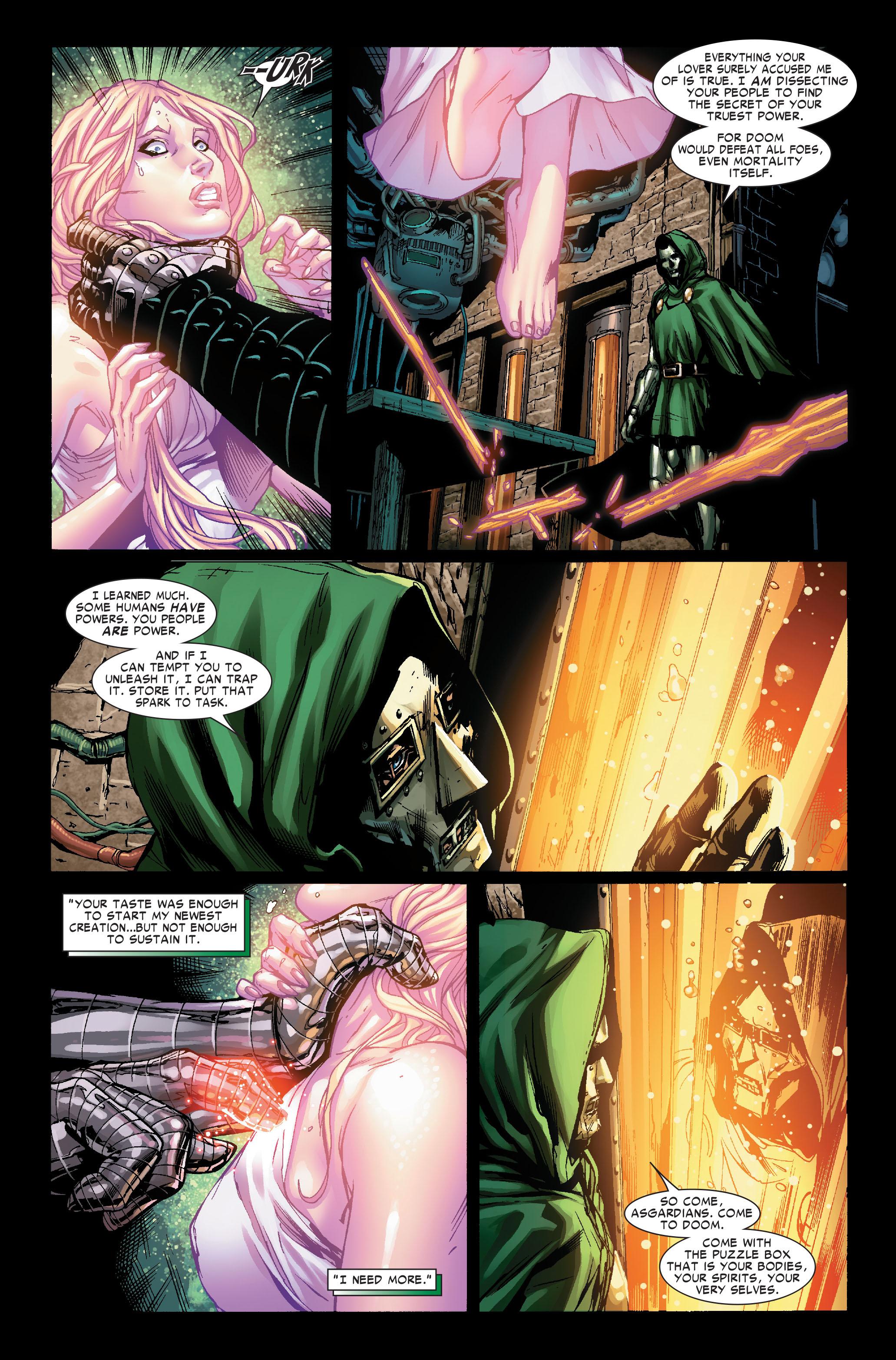 Thor (2007) Issue #604 #17 - English 7
