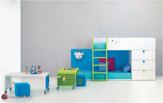Amazing Decorating Ideas For Kids' Rooms 5