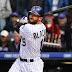 #MLB: Charlie Blackmon gana el Jugador de la Semana en la Liga Nacional