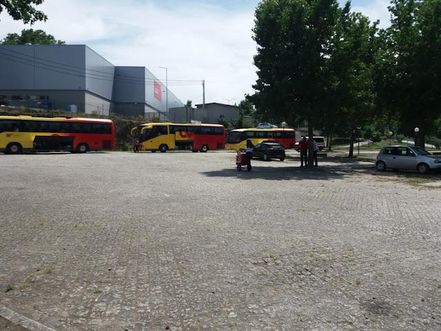 Parque de Estacionamento no Largo da feira