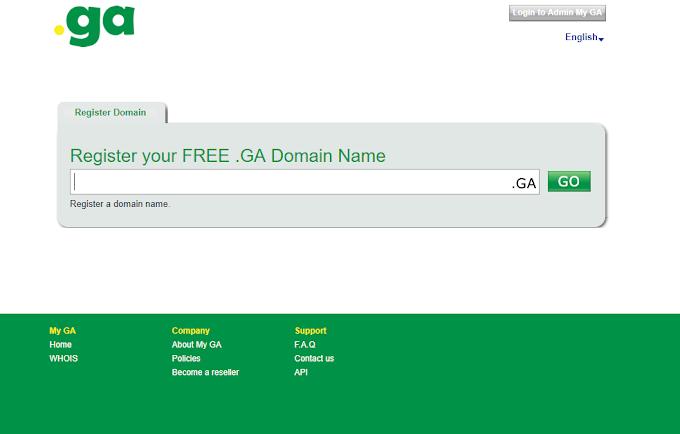 Daftar situs penyedia domain Gratis
