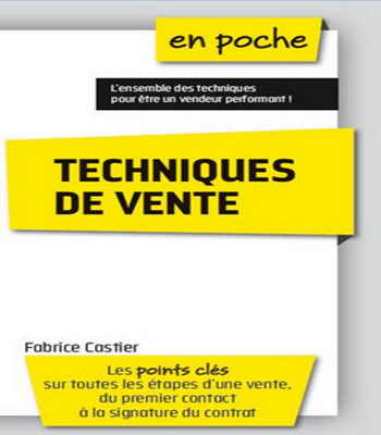 télécharger livre Techniques de vente 2018-2019 PDF gratuit