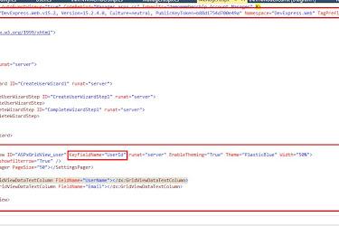 tìm hiểu control ASPxGridView trong Devexpress phần 3 - Lập