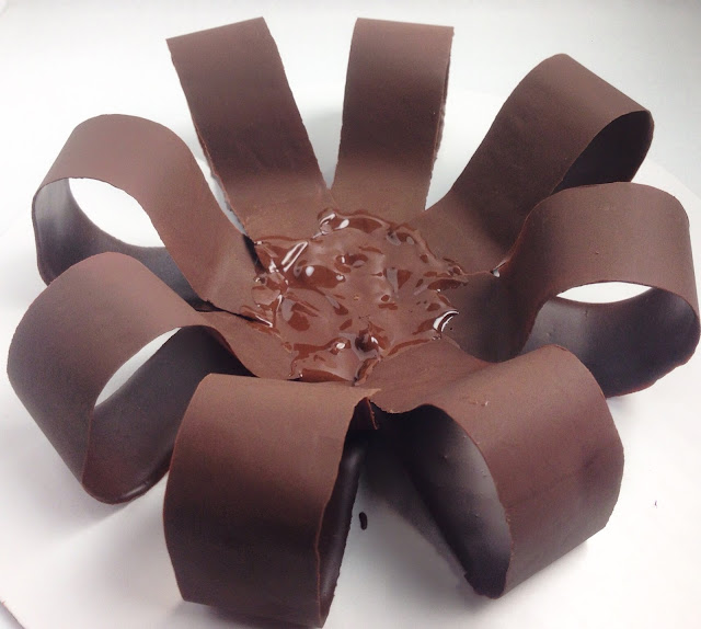 Fitting the First Layer of Loops for Chocolate Bow