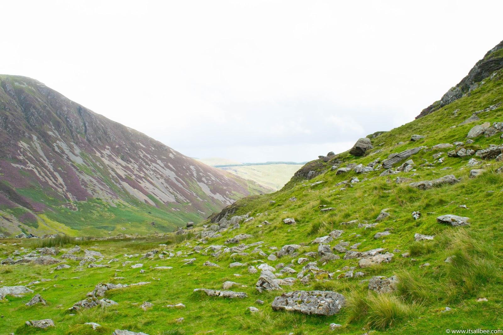 Climbing Snowdon - Hiking to Cadair Idris