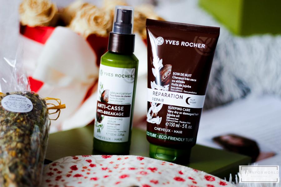 Yves Rocher Rastlinná starostlivosť o vlasy