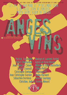 Affiche du Salon Les Anges Vins